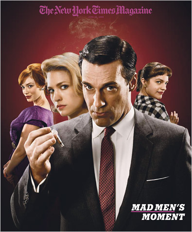 The Inquisitive Loon: Mad Men (TV 2007)